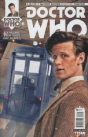 Doctor Who The Eleventh Doctor Adventures: Year Two #6 (Cover B)